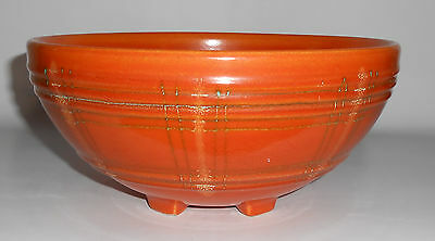 Pacific Pottery Decorated Hostess Ware Punch Bowl!