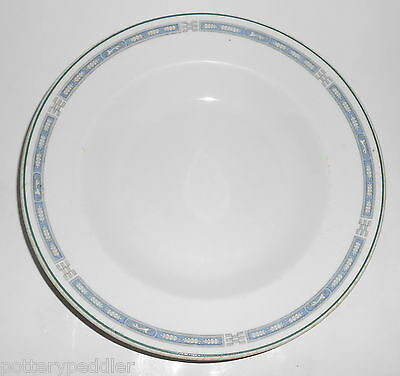 Syracuse China 100 Year Old Roman Leaf Rimmed Soup Bowl!