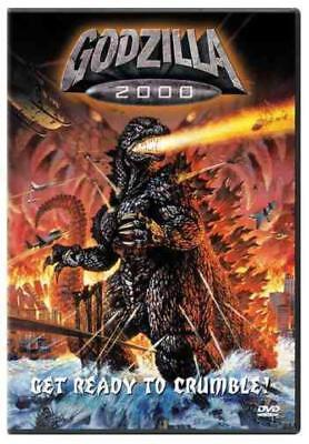 Godzilla 2000 New Region 1 Dvd