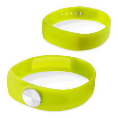 kwmobile  TPU WATCH STRAP FOR SONY SMARTBAND SWR10 GREEN TRACKING JOGGING
