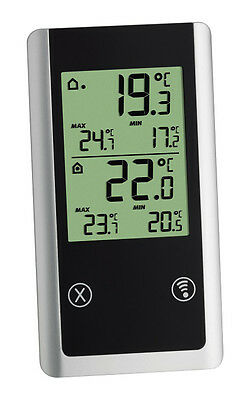 Funkthermometer Joker Tfa 30.3055.01 Funk-Thermometer Wetterstation Thermometer