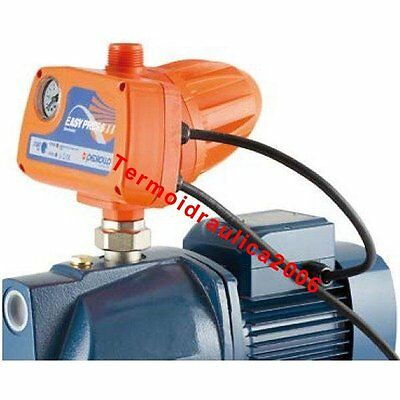 Self Priming Water Pump electronic pressure switch JSWm2A EP2 1,5Hp JSW Pedrollo
