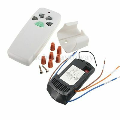 Ceiling Fan & Light Remote Control Kit NEW Universal European contracted