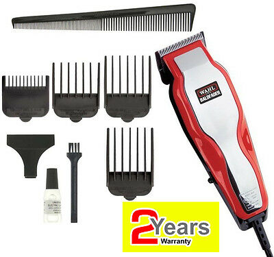 Wahl 79110-802 Baldfader Professional Barber Skin Fade Hair Clipper + Comb