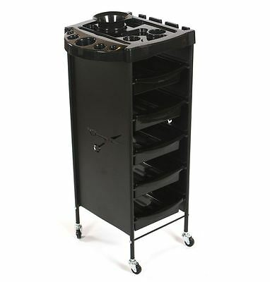 Urbanity Rio hairdressing hairdresser hair stylist beauty salon metal trolley