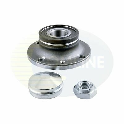 With ABS Comline Rear Wheel Bearing Hub Assembly Kit Genuine Transmission