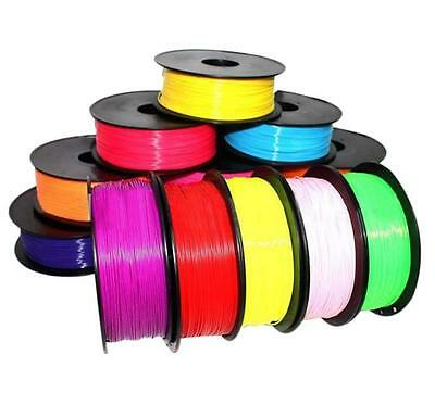 NEW 1.75mm Print Filament ABS Modeling Stereoscopic For 3D Drawing Printer Pen