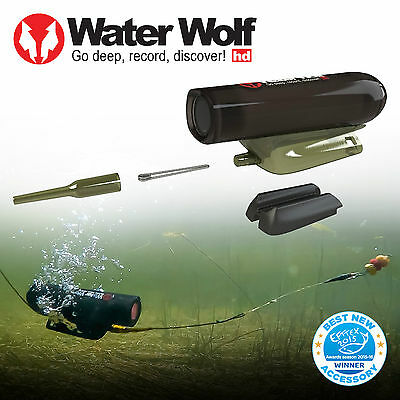 Water Wolf Underwater Bottom Fishing Kit 2017 - Underwater Accessory 1.1 and 1.0