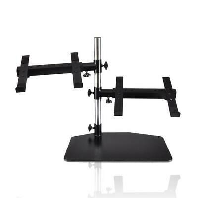 New Laptop, Mixer & Studio Equipment Stand Holder Tabletop Mount Swivel Ability