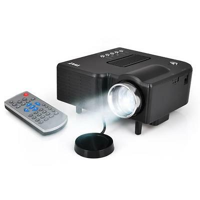 New Pyle PRJG48 Mini Compact Pocket Projector, 1080p Support, USB/SD Card Reader