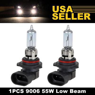 For 2003-2015 9006 12V 55W High performance Halogen Headlight Low Beam x 2pcs