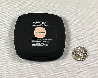 Bare Escentuals bareMinerals Ready Touch Up Veil 4.5g ~ Translucent Travel Size