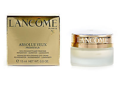 Lancome Absolue Yeux Premium Bx Advanced Replenishing Anti Ageing Eye Cream 15Ml