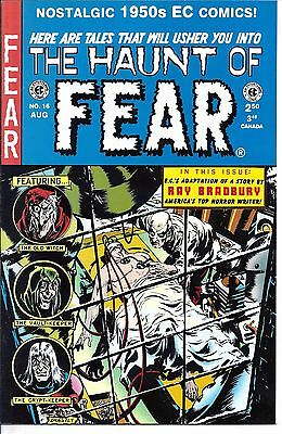 "Haunt of Fear #16 (1996) NM  ""Golden Age Reprints""  Gemstone Publishing"