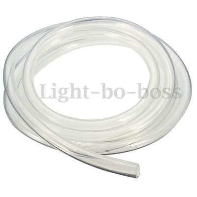2 Meter 9.5x12.7mm Transparent Computer PC Water Cooling Soft PVC Tube