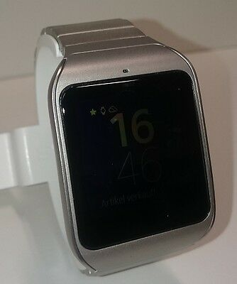 Sony Stainless Steel wrist band SWR 510 - Sony Smartwatch 3 SWR 50 genuine & new