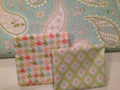 "PASTELS 12"" x 16"" Infant or Travel Pillowcase 100% Cotton NWT FREE SHIPPING!"