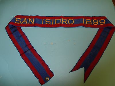 st324 Philippine Insurrection US Army Flag Streamer SAN ISIDRO 1899