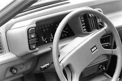 1983 Hyundai Pony Interior Automobile Photo Poster Korea zua3420-CCNRTK