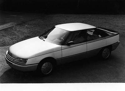 1981 Opel Tech I Concept Automobile Photo Poster zua3927-MCCZ25