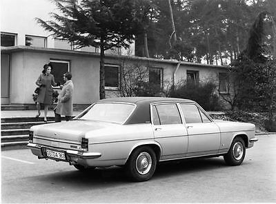 1969 Opel Diplomat Automobile Photo Poster zua3941-L45Q3T