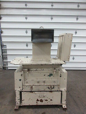 "10"" x 28"" Foremost Granulator, Model HD-4A, 20 HP"