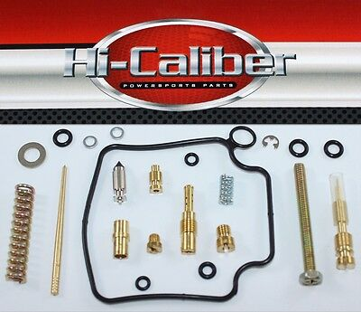 OEM QUALITY 2000-2003 Honda TRX 350 Rancher Carburetor Rebuild Kit Carb Repair