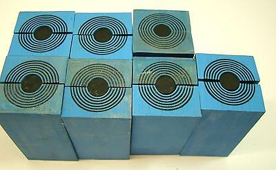 8 each Roxtec RM 30 0+10-25mm Cable Sealing Modules