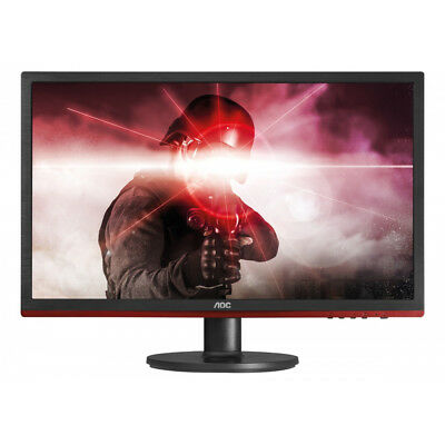 "AOC Gaming G2460VQ6 61cm (24"") LED Monitor EEK: B mit DisplayPort, HDMI und AMD"