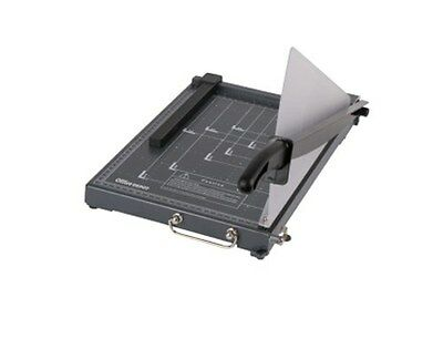 A4 Guillotine Home Office Paper Trimmer Cutter S7EE#