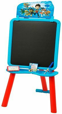 Paw Patrol Children Kids Easel Creative Learning Painting Drawing Set