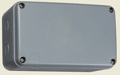 ML JB009 Plastic Waterproof Enclosure Project Case Box Electrical Junction IP66