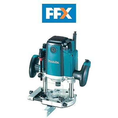 Makita RP1801XK 240v 1/2in Plunge Router Fixed Speed