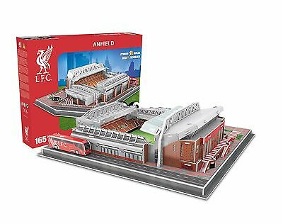 Liverpool Anfield Football Stadium 3D Jigsaw Puzzle 165 Pieces