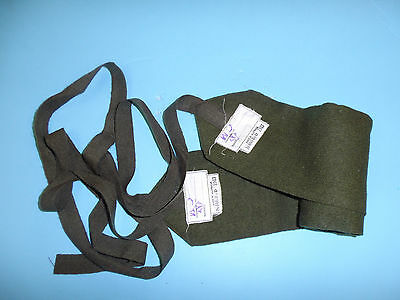 b8003 WW2 Australia Australian wool leggings 1943 British Africa Corp 8th Army