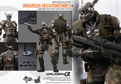 Hot Toys 1/6 Appleseed Alpha Mms269 Briareos Hecatonchires Masterpiece Figure K