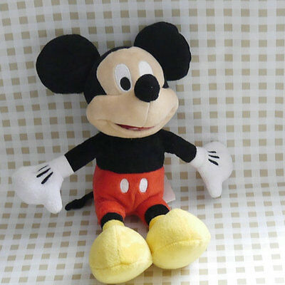 DISNEY Mickey mouse classic edition Plush doll 8""