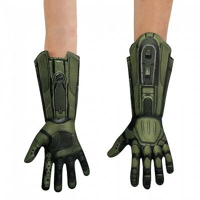 Halo - Master Chief Deluxe Gloves (Available in Adult and Child Size)