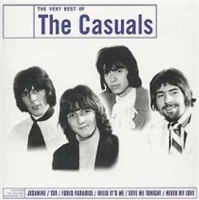 The Casuals-The Very Best Of The Casuals CD NEU