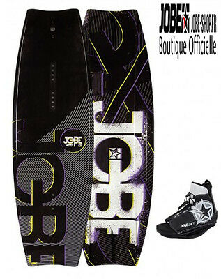 Wake JOBE  - Wakeboard Artist Series Package 132,137,142=  board + chausses