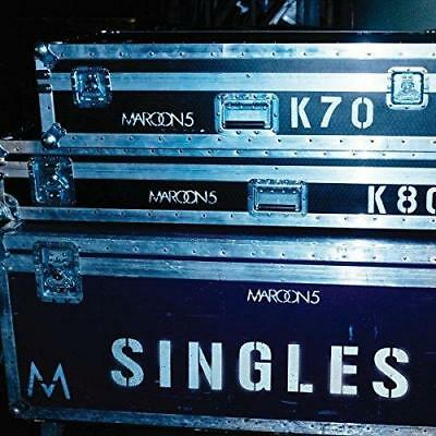 Maroon 5 - Singles (NEW CD)