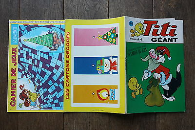 Titi Geant N°46+Supplement/1977/tbe