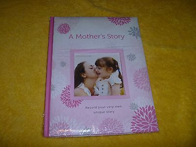 A Mother's Story - Gift Book - Excellent Gift for a New Mum to Be or Your Mum