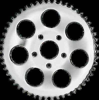 Drag Specialties Chrome 46 Tooth 530 Rear Wheel Sprocket 82-99 Harley DYNA FXST