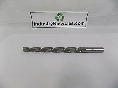"Precision Helical Taper Pin Reamer 8-5/16"" x 6-1/16"" 3FL HSS Bright #72403090"