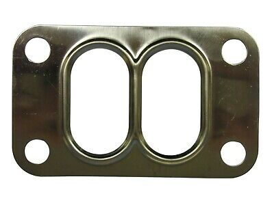 T3 Divided Twin Scroll Manifold to Turbo Inlet Gasket (Pressed Stainless Steel)