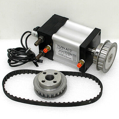 Turn-Act 122-2S1-400-A05 Rotary Actuator 90 Degrees Air IMC Answer Engeering