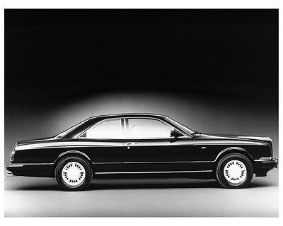 1993 Bentley Continental R Coupe Factory Photo ca3841