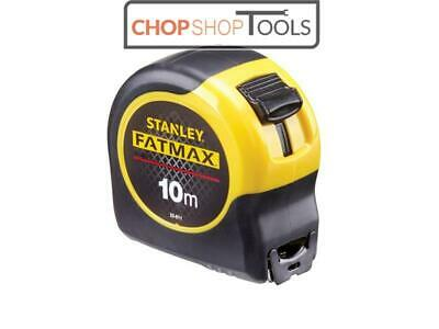 Stanley STA033811 FatMax Tape Blade Armor 10m (Width 32mm) METRIC ONLY 0-33-811