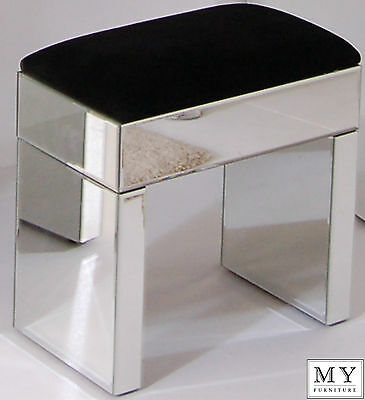 Mirrored furniture console table - STOOL
